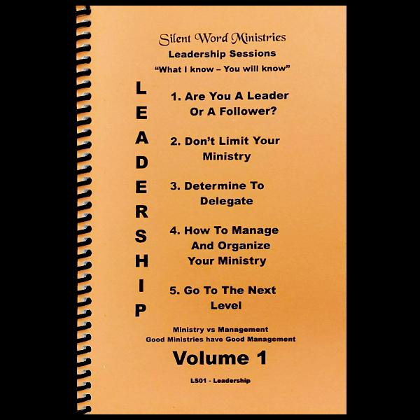 Leadership Volume 1