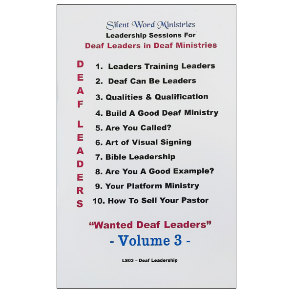 Leadership Volume 3
