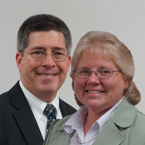 Picture of Jon and Diane Barr