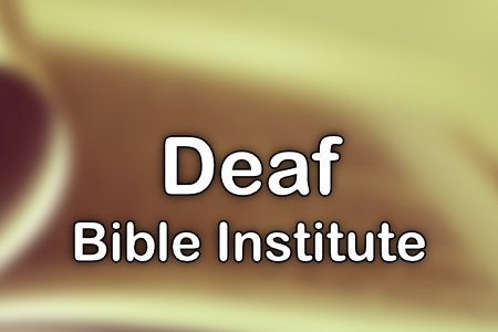SWM Deaf Bible Institute