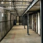 Prison Hallway