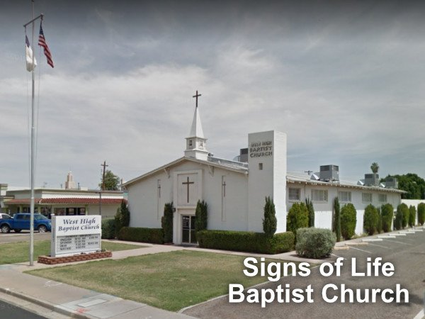Picture of Signs of Life Baptist Church