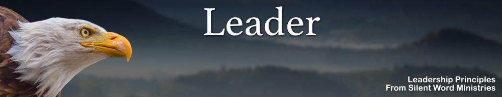 Leader Banner