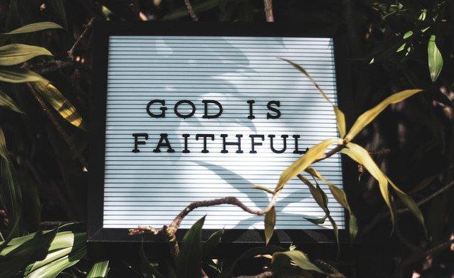 The Just Shall Live By Faith