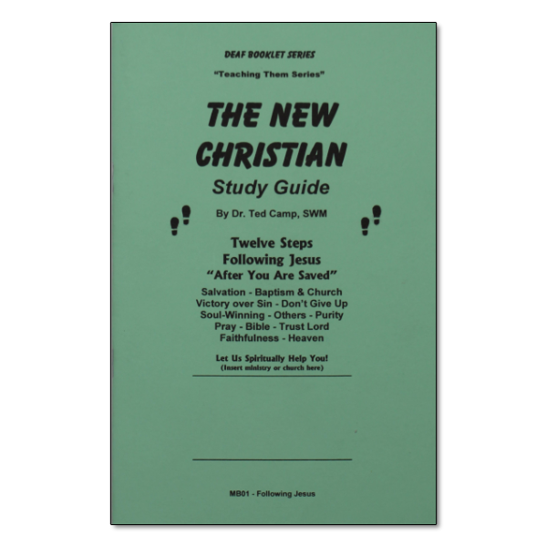 The New Christian booklet
