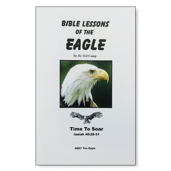 Story of the Eagle booklet