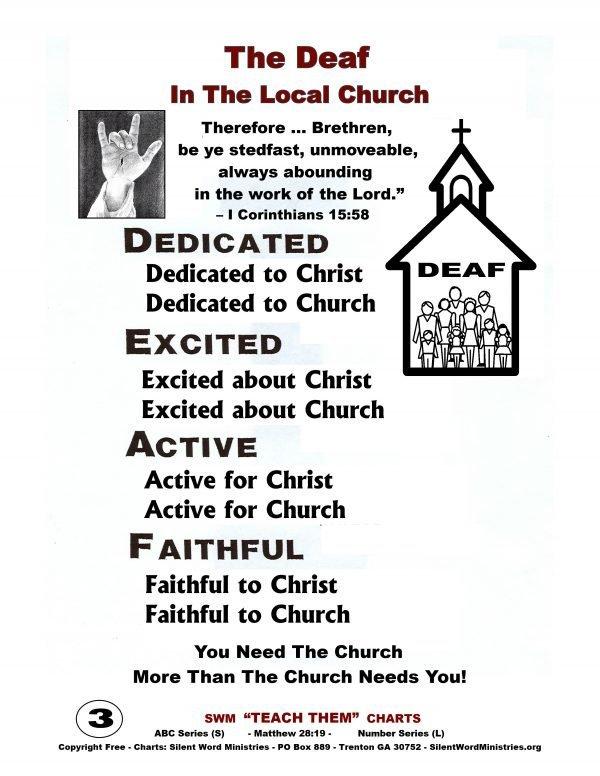 Deaf in the Local Church chart jpg