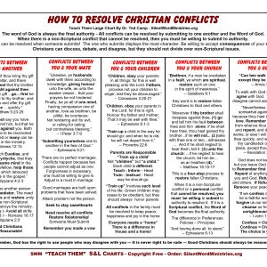Resolve Conflicts chart jpg