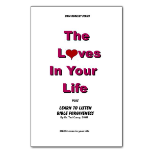 The Loves in Your Life booklet