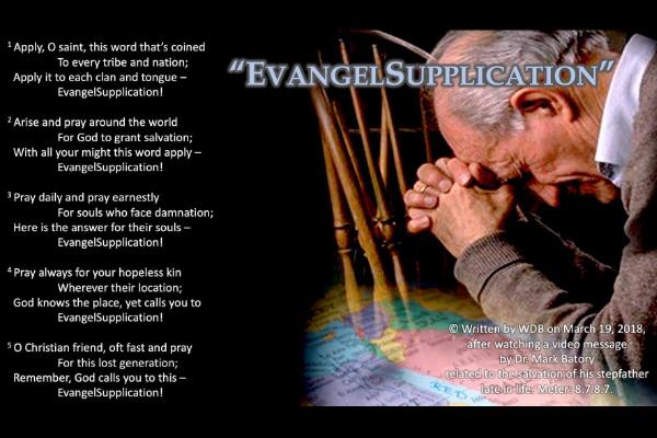 Evangelism Poem
