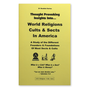 World Religions booklet