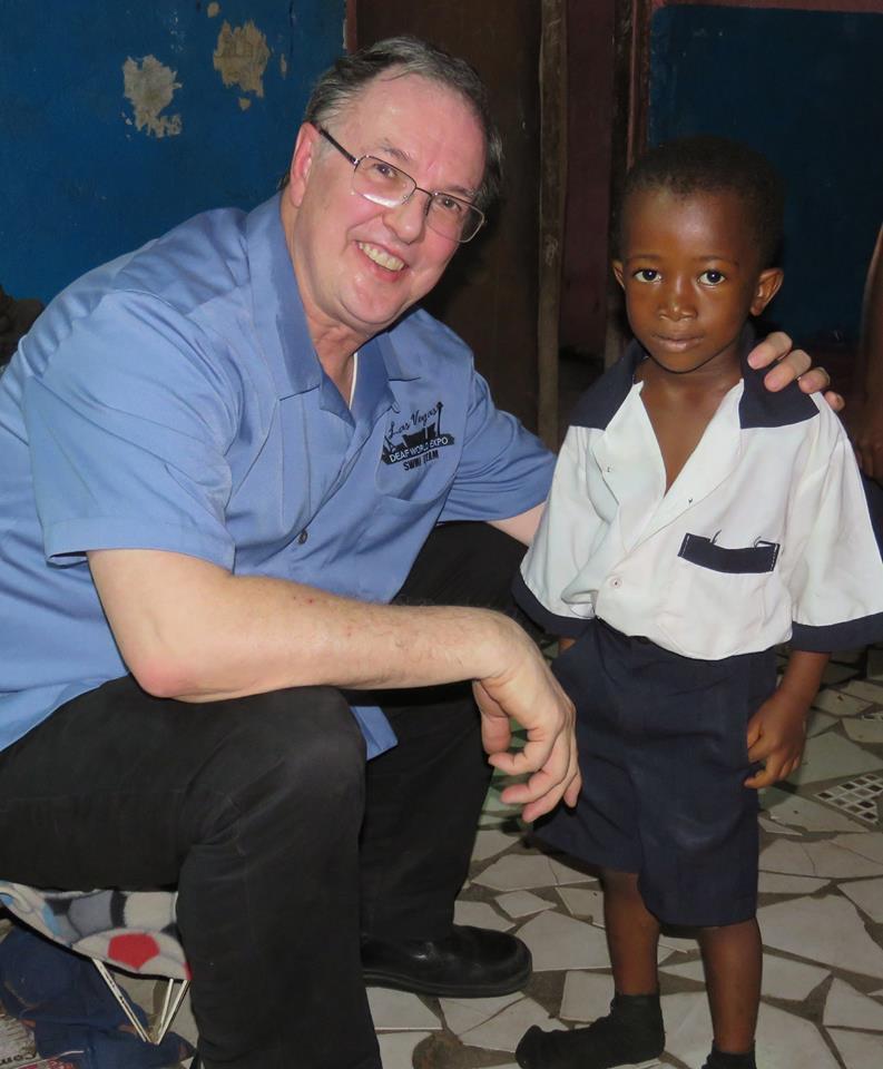 Deaf Boy in Liberia
