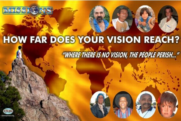 How Far is Your Vision banner