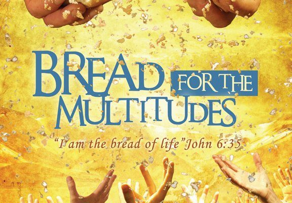 Bread for the Multitudes banner