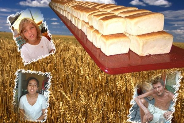 Living Bread banner