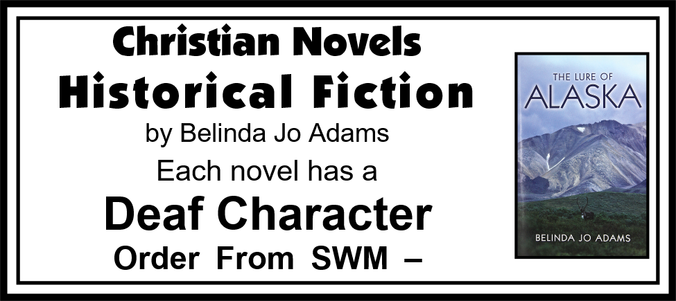 Belinda Adams Historical Fiction Ad