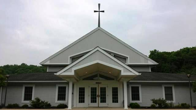 Picture of Lafayette Bible Church in St. Louis