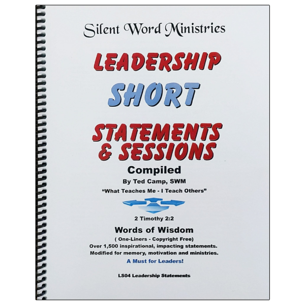 Leadership Volume 4