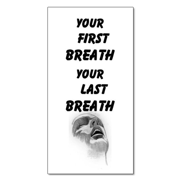 First Breath, Last Breath tract image