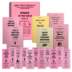 Image of Ladies Bundle Materials
