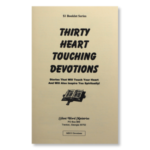 image for 30 Heart Touching Devotions