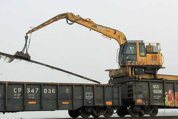Crane magnet