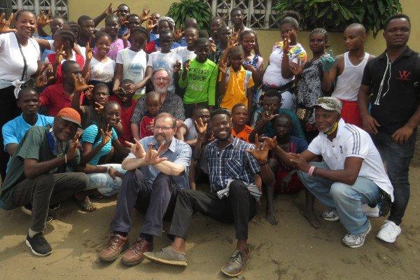 Liberia Deaf School