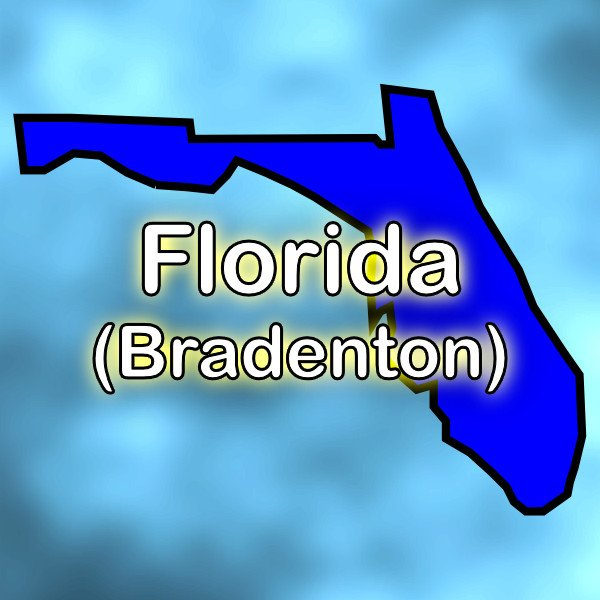 Bradenton, Florida Graphic