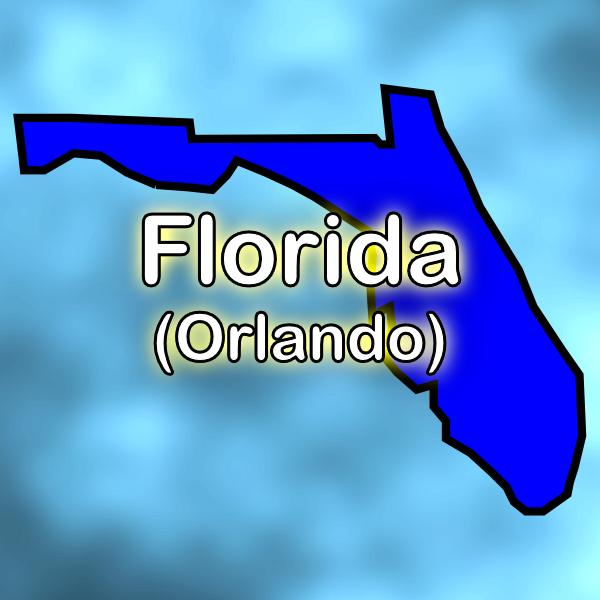 Orlando, Florida Graphic