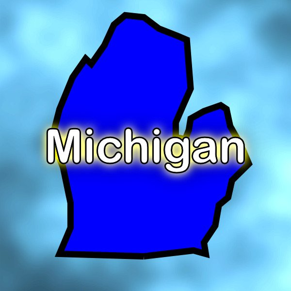 Holt Michigan Graphic