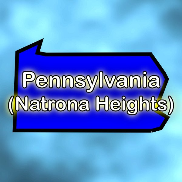 Natrona Heights, Pennsylvania Graphic