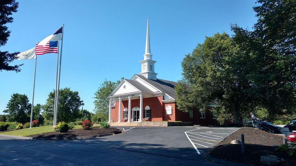 Greater Rhode Island Baptist Temple