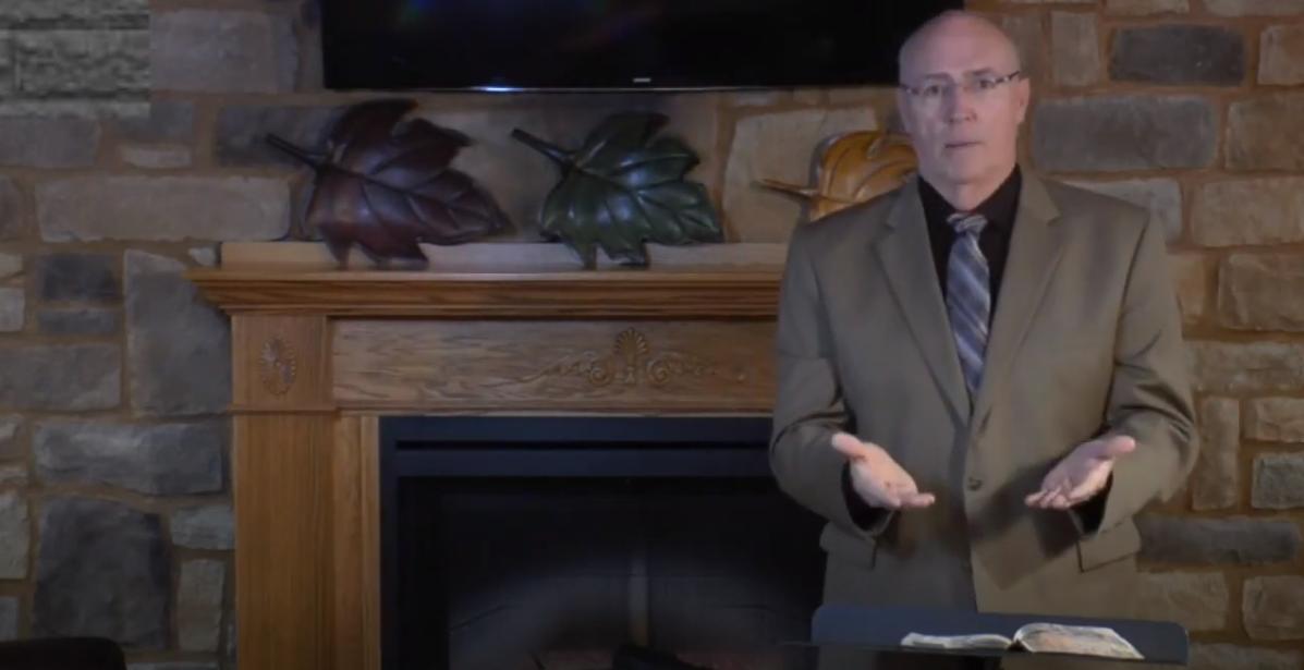 Deaf Evangelist preaching