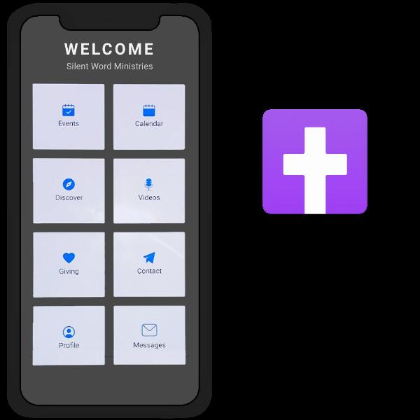 SWM Phone App - Church by MinistryOne